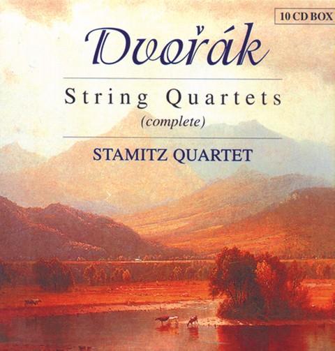 Die vollständigen Streichkonzerte, 10 CDs