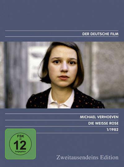 Die weiße Rose. DVD.