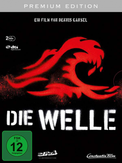 Die Welle (Special Edition). 2 DVDs.