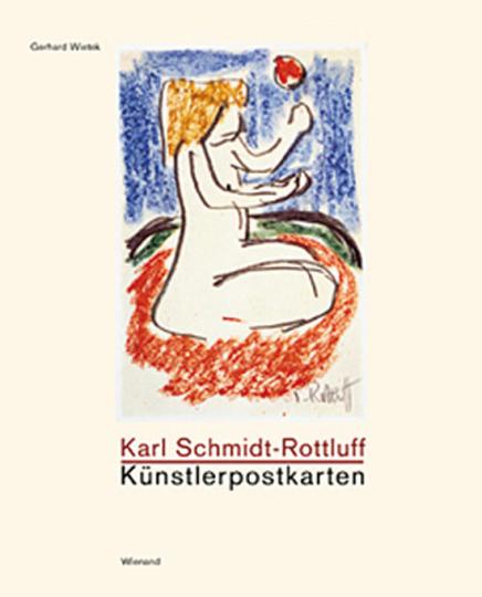 Die Zeichnungen von Karl Schmidt-Rottluff auf Postkarten.