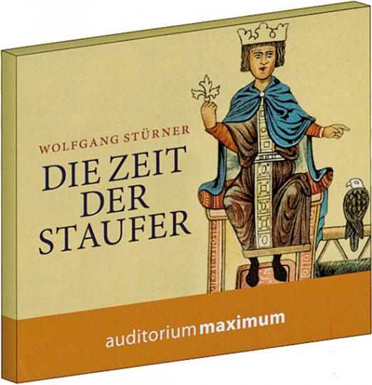 Die Zeit der Staufer. CD.
