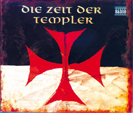 Die Zeit der Templer 3 CDs