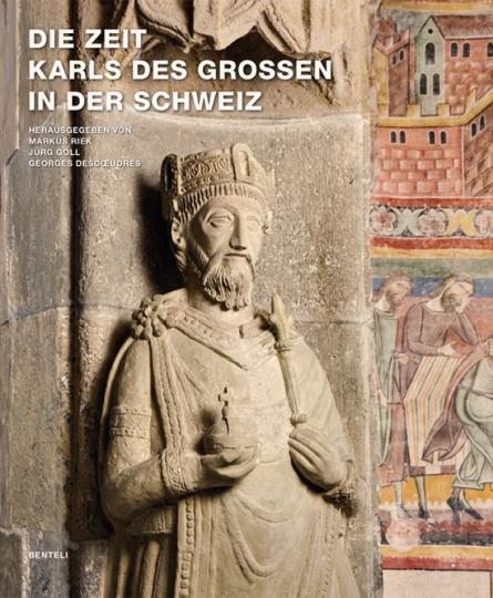Die Zeit Karls des Großen in der Schweiz.