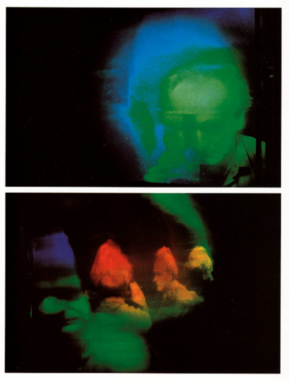 Dieter Jung - Bilder Zeichnungen Hologramme