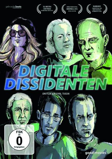 Digitale Dissidenten. DVD.