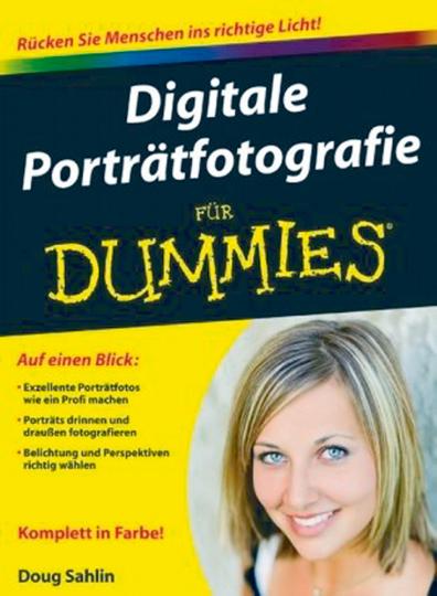 Digitale Porträtfotografie für Dummies