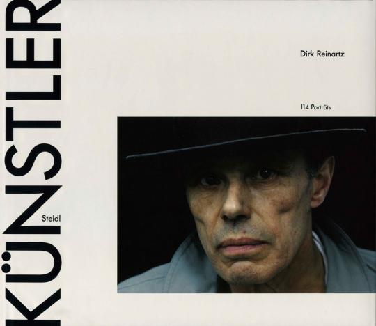 Dirk Reinartz. Künstler. 114 Porträts.