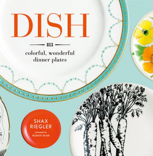 Dish. Wundervoll farbiges Geschirr.