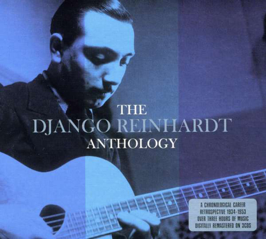 Django Reinhardt. The Anthology. 3 CDs.