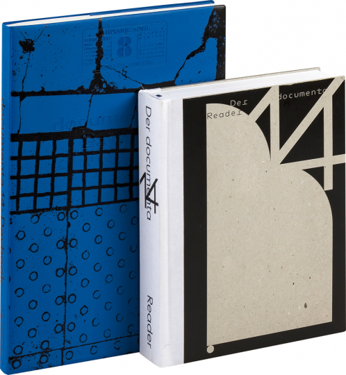 documenta 14. Reader & Daybook im Set. 2 Bände.