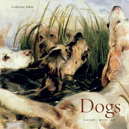 Dogs. Hunde. Geschichte, Mythen, Kunst.