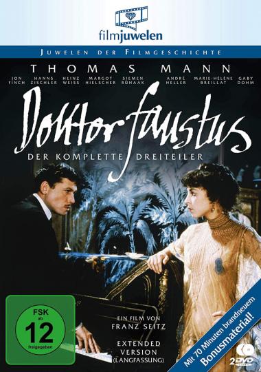 Doktor Faustus. DVD.