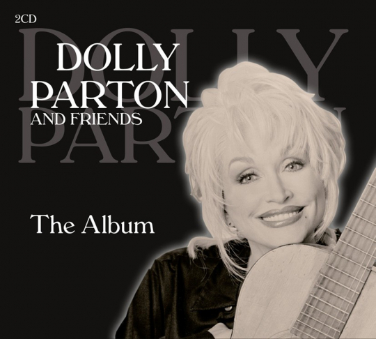 Dolly Parton And Friends. The Album. 2 CDs.