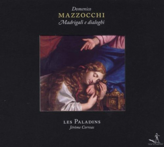 Domenico Mazzocchi. Madrigali & Dialoghi. CD.