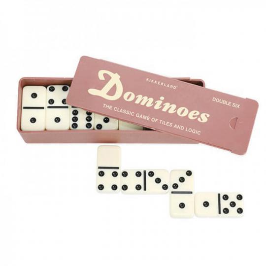 Dominospiel.