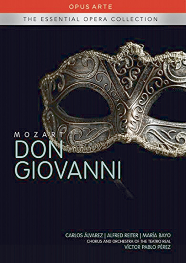 Don Giovanni 2 DVDs