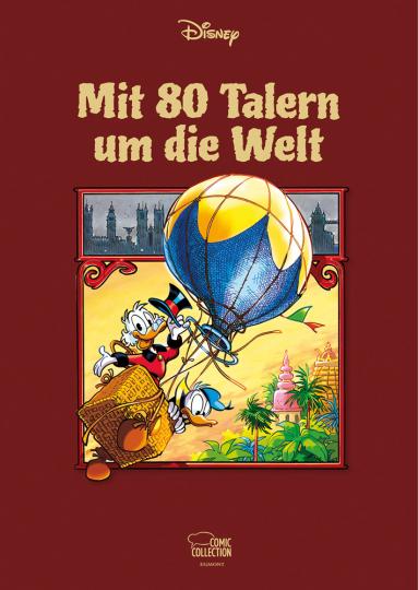 Donald Duck. Mit 80 Talern um die Welt.