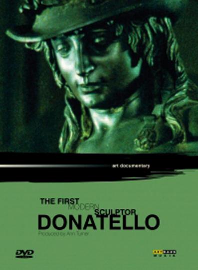 Donatello. The first Modern Sculptor. DVD.