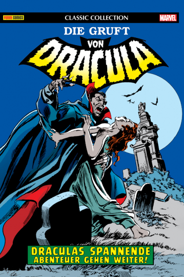 Dracula Classic Collection. Bd. 2. Tomb of Dracula. Dracula 5. Doctor Strange 14.
