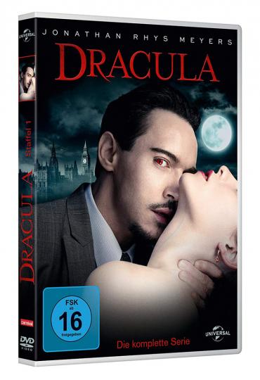 Dracula Season 1. 3 DVDs.
