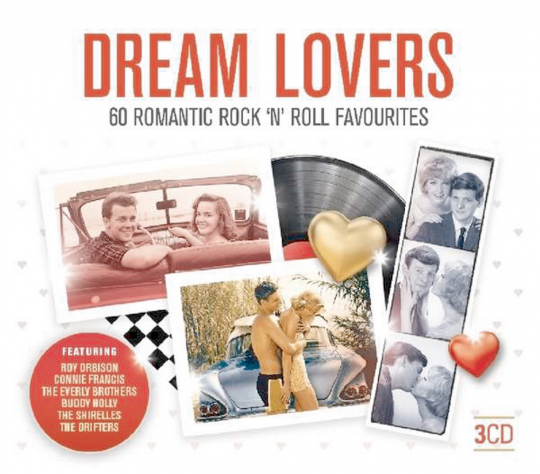 Dream Lovers. 3 CDs.