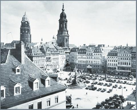 Dresden - Ein verlorenes Stadtbild