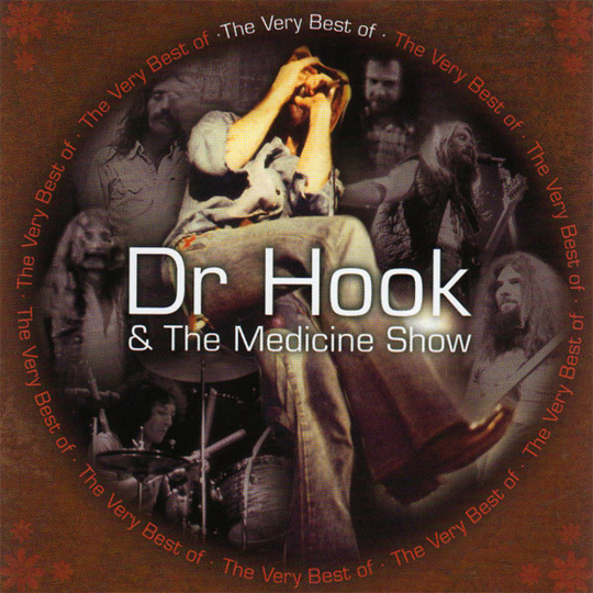 Dr. Hook & The Medicine Show The Very Best Of. CD.