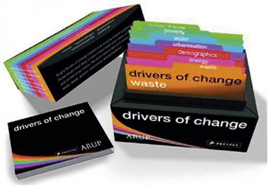Drivers of Change. Spielkarten-Box.