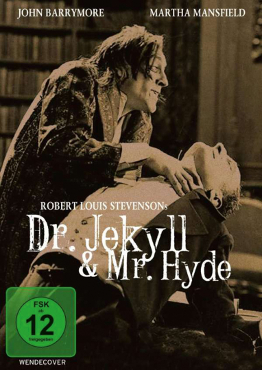 Dr. Jekyll and Mr. Hyde (1920). DVD.