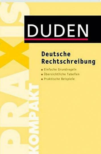 Duden Praxis kompakt - Deutsche Rechtschreibung (R)