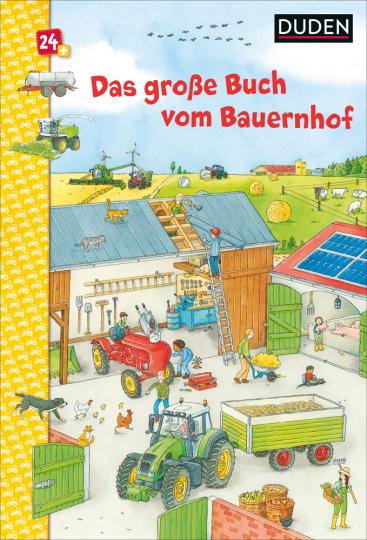 Duden. Das große Buch vom Bauernhof.
