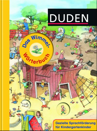 Duden. Das Wimmel-Wörterbuch.