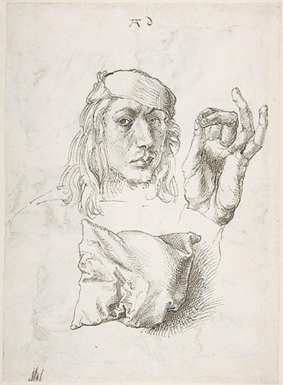 Dürer and Beyond. Central European Drawings before 1700.