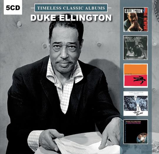 Duke Ellington. Timeless Classic Albums. 5 CDs.