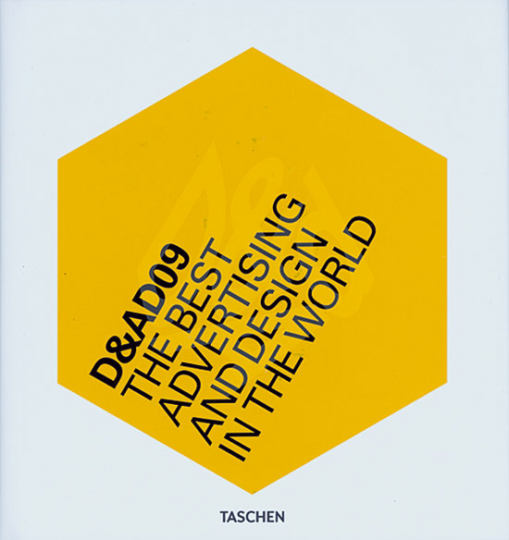 D&AD 2009. The Best Advertising and Design in the World.