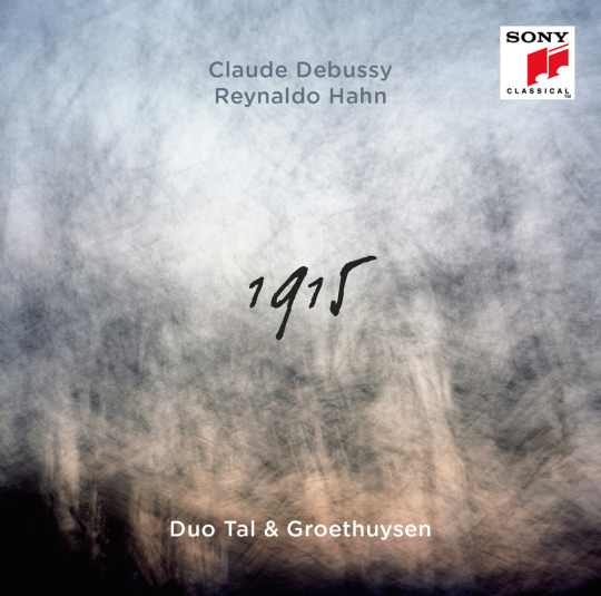 Duo Tal & Groethuysen. 1915. CD.