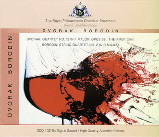 Dvorak.Borodin. CD.