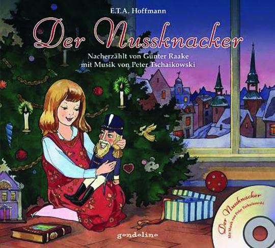 E.T.A. Hoffmann. Der Nussknacker + CD.