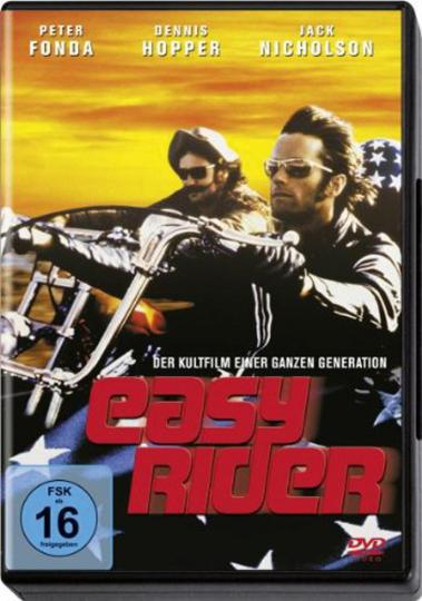 Easy Rider. DVD.
