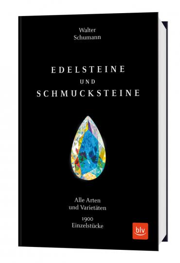 Edelsteine und Schmucksteine. Alle Arten und Varietäten. 1900 Einzelstücke.