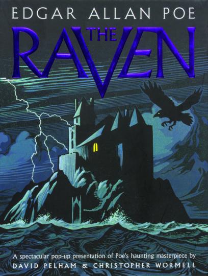 Edgar Allan Poe. The Raven. Pop-Up Buch.