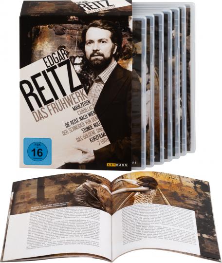 Edgar Reitz: Das Frühwerk 7 DVDs