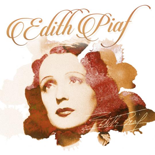 Edith Piaf. 2 CDs