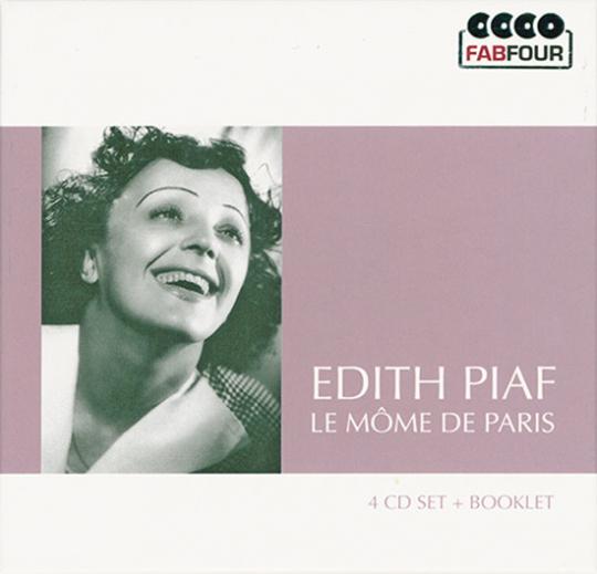 Edith Piaf. Le Môme de Paris.