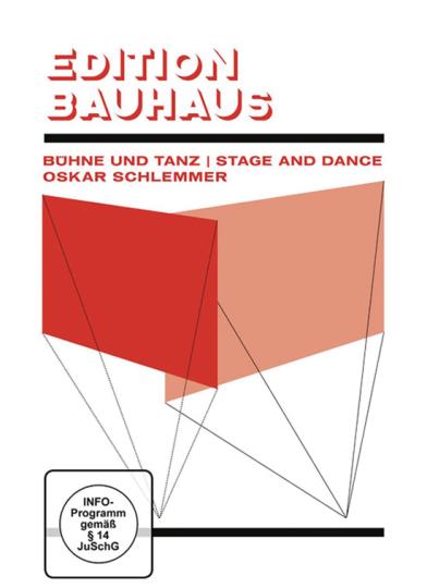Edition Bauhaus. Bühne und Tanz. Oskar Schlemmer. DVD.
