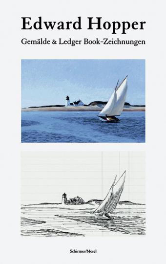 Edward Hopper - Gemälde & Ledger Book Zeichnungen.