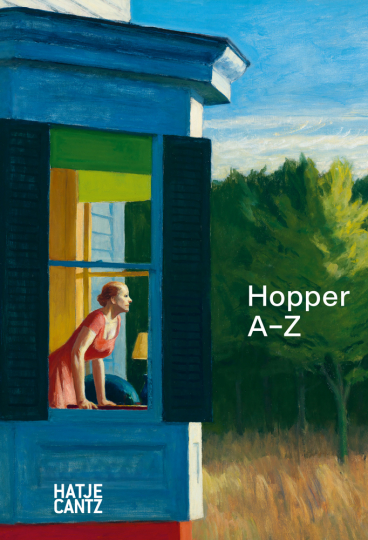Edward Hopper. A-Z.