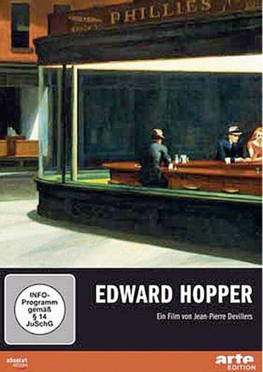 Edward Hopper. Ein Film von Jean-Pierre Devillers. DVD.