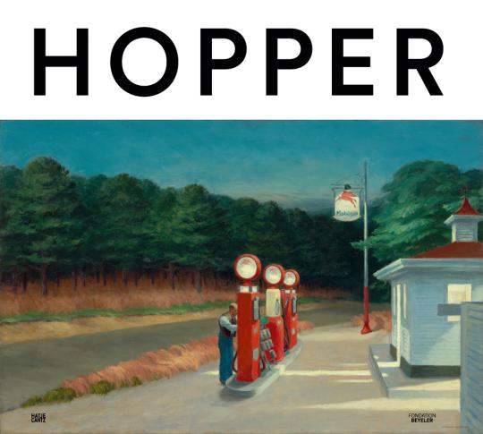 Edward Hopper. Landschaft neu gesehen.