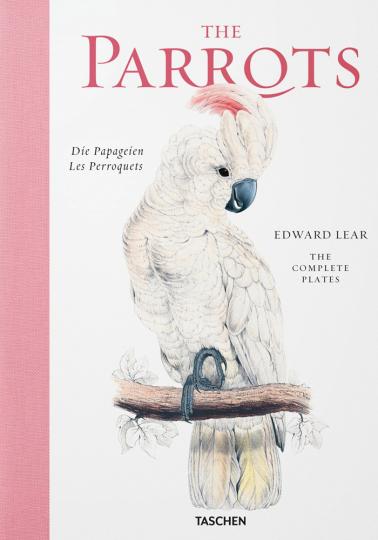 Edward Lear. Die Papageien.